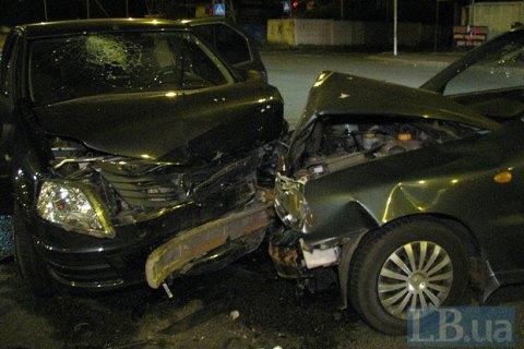 Двоє військових загинули в ДТП на Рівненщині