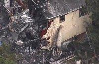 Літак Cessna впав на житловий будинок біля Нью-Йорка, є жертви