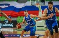 Украина квалифицировалась на Евробаскет после победы над Австрией