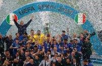 Італія через 53 роки знову стала найсильнішою командою Європи (оновлено)