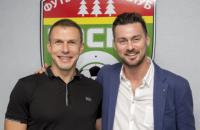 """Мілевський продовжить футбольну кар'єру в російському """"Тосно"""""""