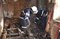В центре Николаева в частном доме произошел взрыв