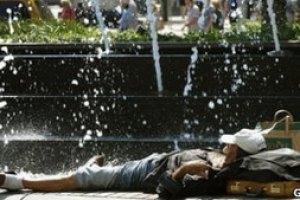 В США от аномальной жары скончались 13 человек