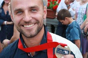 """Украинец выиграл """"бронзу"""" на чемпионате Европы по водно-моторному спорту"""