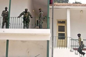 Гвинея-Бисау временно исключена из Африканского союза
