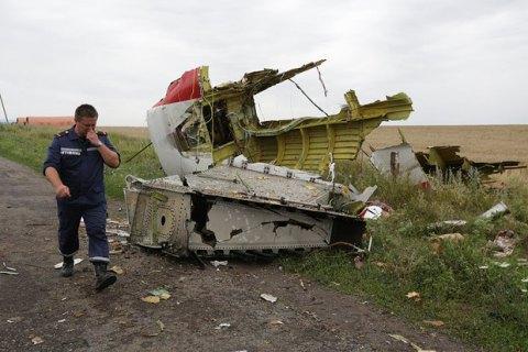 """Слідчий комітет РФ: """"Боїнг"""" збили неросійською ракетою """"повітря-повітря"""""""
