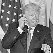 Постизбирательное шоу Трампа. Теперь - на международной арене