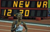 Американка, не попавшая в Рио, побила 28-летний рекорд в беге на 100 м с барьерами
