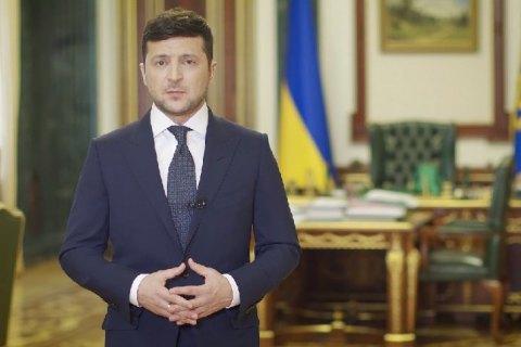 """Зеленський анонсував """"Всеукраїнську школу онлайн"""""""