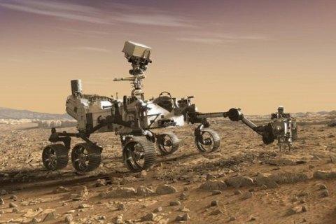 Perseverance передав на Землю перше відео з Марсу