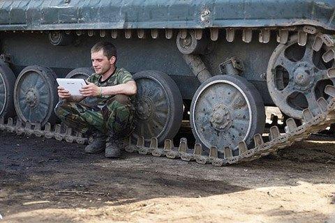 На Донбасі з півночі припинилися обстріли