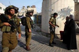 Израильские войска убили палестинца в ходе рейда на Западном берегу