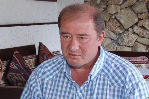 У Криму затримали члена Меджлісу Ільмі Умерова (оновлено)
