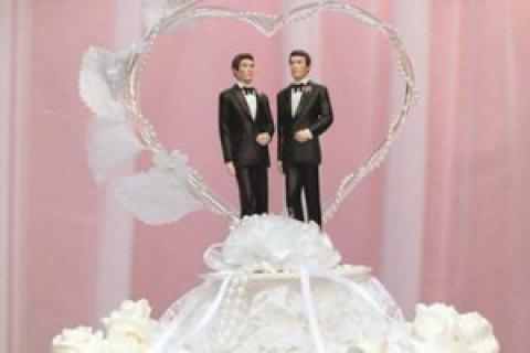 Русские власти обещали наказать мужчин, которые «зарегистрировали» однополый брак в столицеРФ