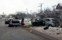 У ДТП під Житомиром загинули три людини