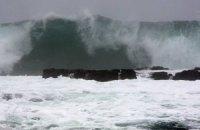 Жертвами тайфуна в Японии стали два человека