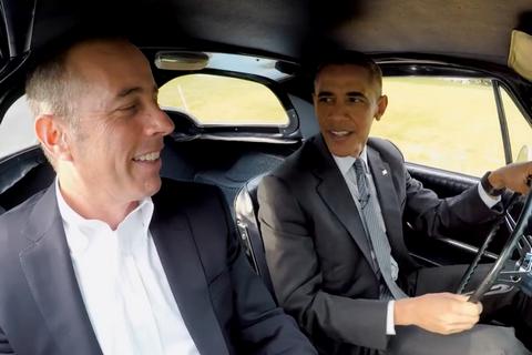 Обама в комедийном шоу заявил, что многие мировые лидеры выжили из ума