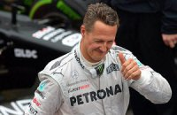 Шумахер медленно идет на поправку
