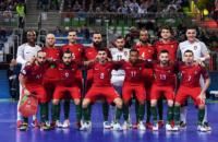 Футзальная сборная Португалии отказалась лететь в Украину