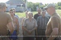 """Бойцы """"Азова"""" в Донецкой области задержали группу мародеров"""