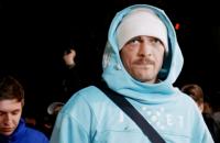 Усик дав перше інтерв'ю після повернення в Україну