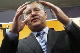 Катеринчук и Гриценко слились в оппозиции