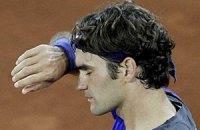 Федерер проиграл Хаасу в финале