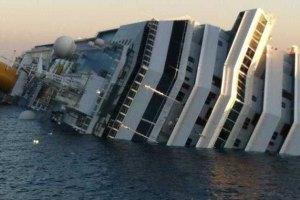Российские и украинские туристы после крушения лайнера в Италии остались без паспортов