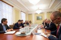 Зеленський обговорив з послами країн G7 перебіг реформ в Україні