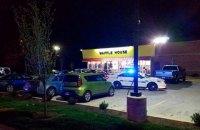 В США голый мужчина застрелил четырех посетителей кафе