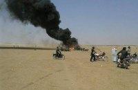 """Боевики """"Фронта ан-Нусра"""" захватили тела россиян со сбитого в Сирии Ми-8"""