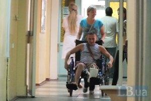 Німеччина відзвітувала про здоров'я українських солдатів