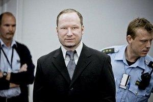 Прокуроры просят признать Брейвика безумным