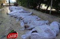 ООН обвинила войска Асада в применении хиоружия