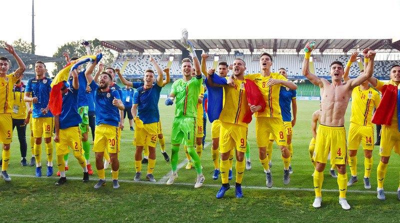 Молодежная сборная Румынии