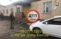 У Києві на території військового коледжу нетверезий майор збив трьох курсанток