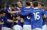 Італія - у чвертьфіналі Євро-2012