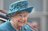 Єлизавета II підтвердила намір Великобританії вийти з ЄС 31 жовтня
