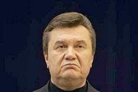 Во Львове Януковича ждали с яйцами