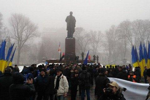 ВКиеве состоялось вручение ежегодной Шевченковской премии