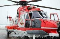 МВС отримало третій вертоліт за французьким контрактом