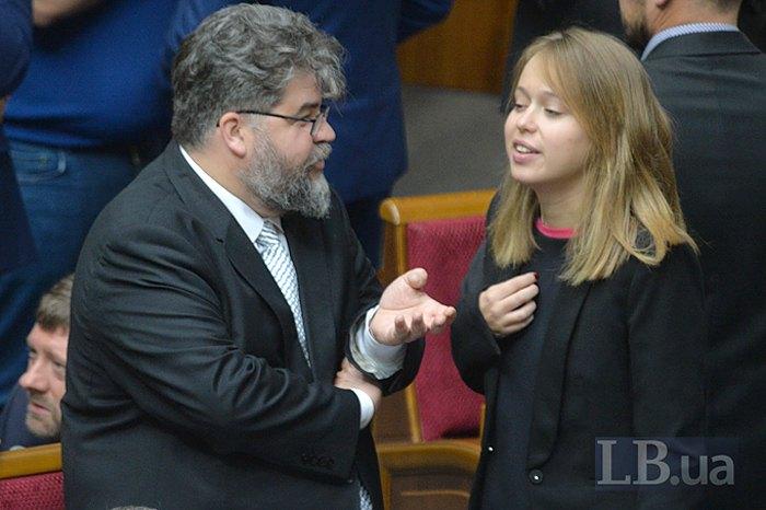 Богдан Яременко та Єлизавета Ясько