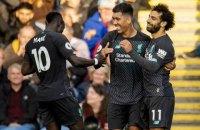"""Мане, Салах і Фірміно забили на трьох 250 голів за """"Ліверпуль"""""""