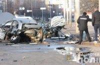 У Вінниці 23-річний водій на Infiniti врізався в таксі, 4 постраждалих