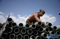 Силы АТО ушли из населенных пунктов вокруг Енакиево