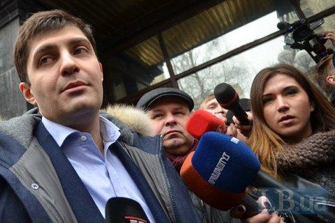 Сакварелідзе не хоче бути генпрокурором
