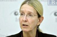 Ситуация с корью в Украине стабилизировалась, -  Супрун
