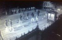У Москві невідомі закидали яйцями посольство України