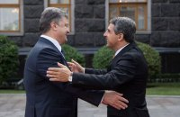 Президент Болгарії прибув в Україну з першим за 12 років візитом