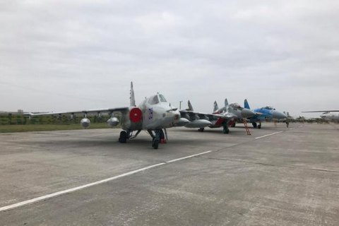 Армії передадуть 60 відремонтованих бойових літаків